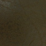 2 Tone Distressed Granum Upholstery Vinyl PVC Fabric  Charbrown