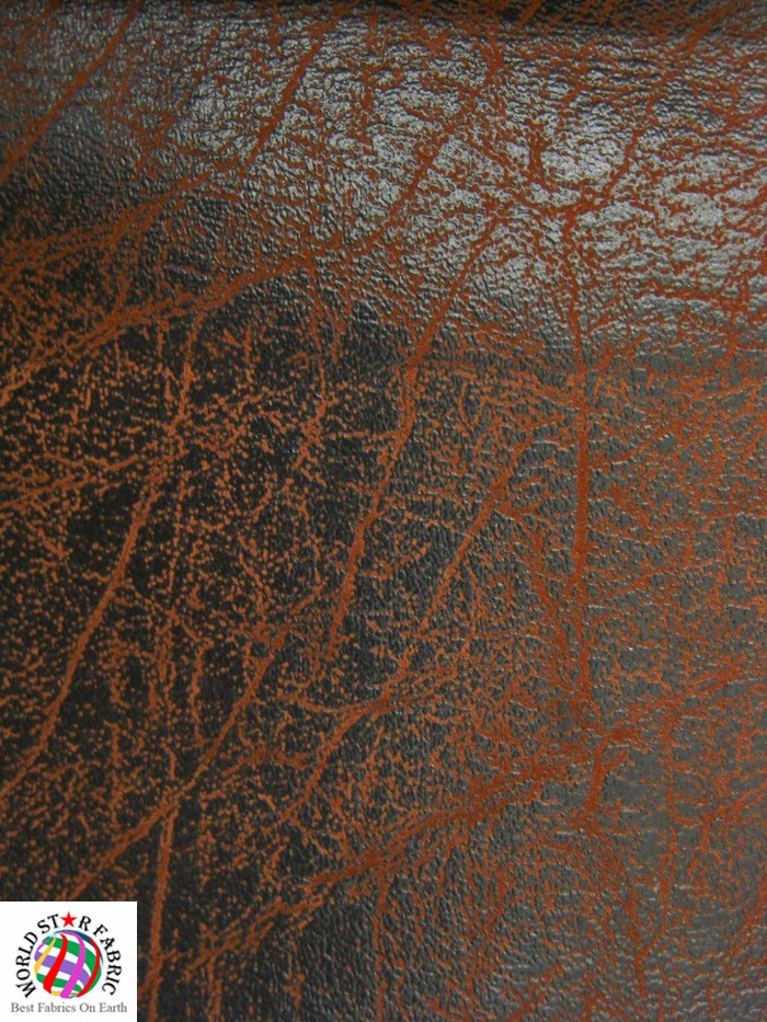New Distressed Upholstery Vinyl Pvc Fabric World Star Fabric