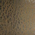 2 Tone Distressed Granum Upholstery Vinyl PVC Fabric Mocha