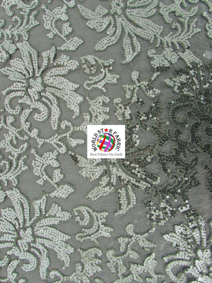 Beyonce sequins dress fabric world star fabric for Cloth world fabrics
