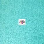 Suede Microsuede Fabric Aqua