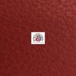 Grain Champion Upholstery PVC Vinyl Fabric Cinnabar