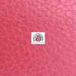 Grain Champion Upholstery PVC Vinyl Fabric Pink