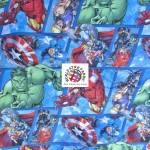 Marvel Comics Cotton Fabric Avenger