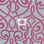 Charlotte Damask Drapery Upholstery Fabric Cayenne