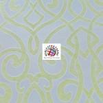 Charlotte Damask Drapery Upholstery Fabric Sauterne