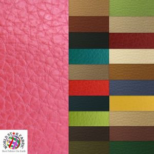 Grain Champion Upholstery PVC Vinyl Fabric