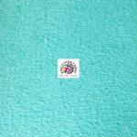 Microsuede Fabric Aqua
