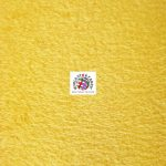 Microsuede Fabric Gold