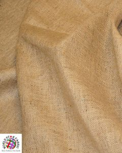 Natural Jute Burlap Fabric