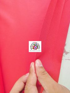 Solid Waterproof Outdoor Fabric Backing