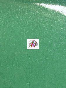 Sparkle Glitter Upholstery Vinyl Fabric Green