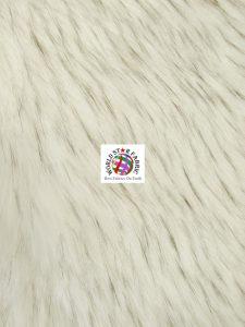 Lab Husky Long Pile Faux Fur Fabric
