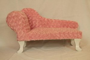 Minky Dog Bed Lounge