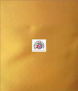 Solid Taffeta Fabric Gold