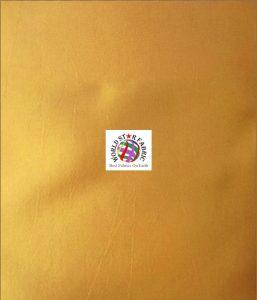 Solid Taffeta Fabric Gold