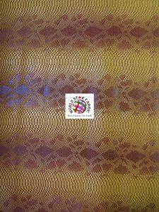Sopythana Viper Embossed Snake Skin Vinyl Fabric Desert Gold